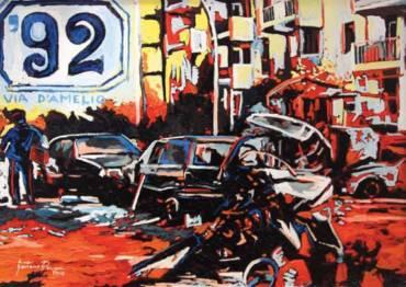 Strage di via D'Amelio 1992