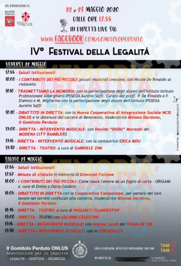 IV Festival della legalità