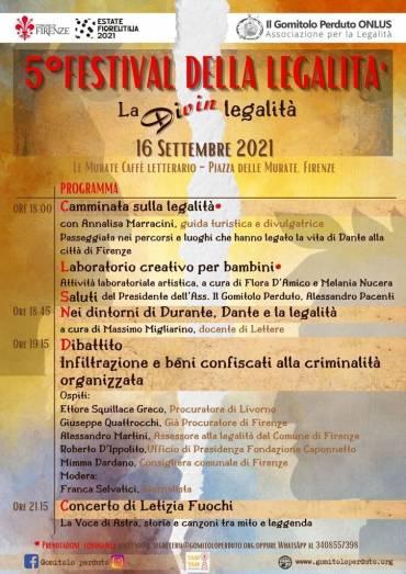 5° Festival della Legalità
